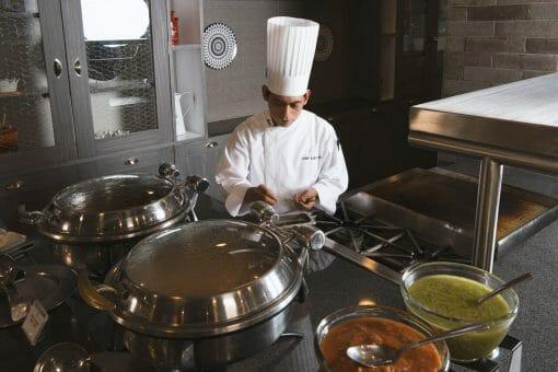 Métier de la gastronomie : le maître saucier